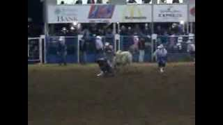 SWOSU Rodeo 2013 Bull Riding  1