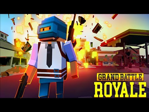 Grand Battle Royale Android GamePlay [1080p/60FPS] (By OneTonGames)