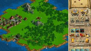 Anno 1602 A.D. 18 New Horizon: To Each his Island - Longplay Gameplay No Commentary
