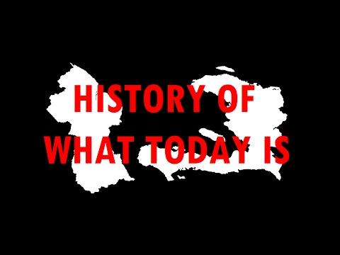 History of what today is: Guyana + Haiti [#49]