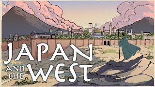 Japan and the West: The First 500 Years // Japanese History Documentary (1298 - 1854)