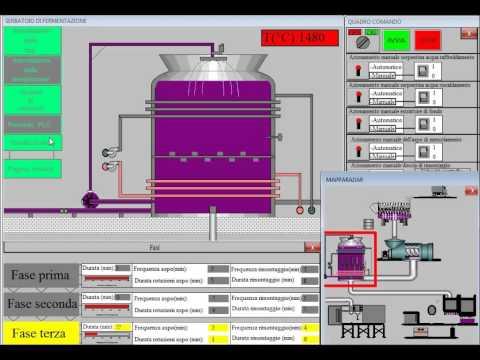 Smart Project Omron 2014, Impianto automatico di vinificazione