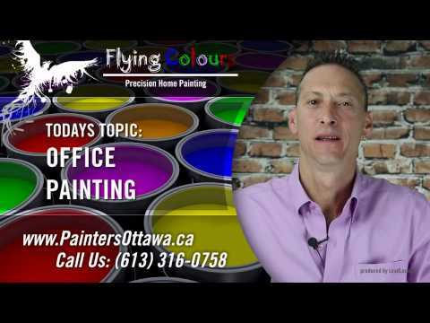Office Painting Ottawa - Ottawa Commercial Painter