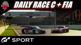Gran Turismo Sport - Daily Race C Plus FIA Warm Up