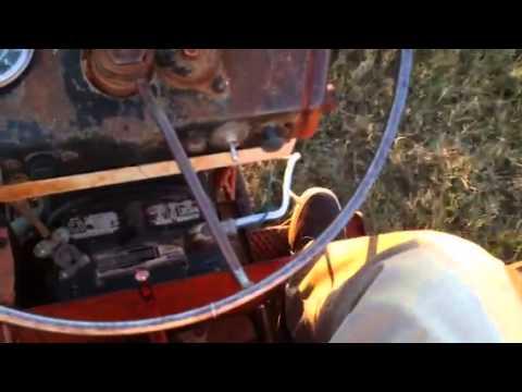 606 international tractor IH - YouTube