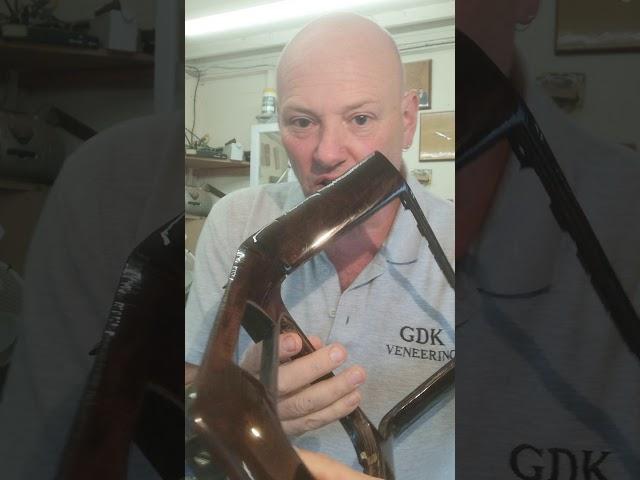 BMW E36 center restoration at gdkveneering