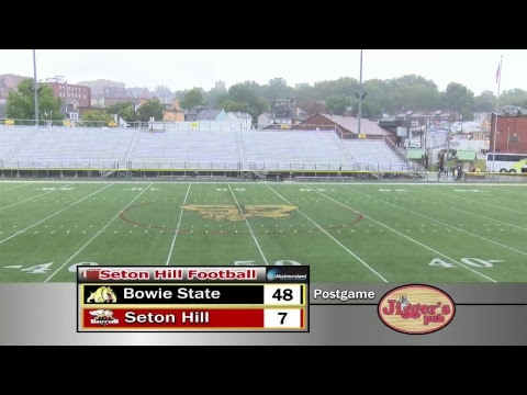 Seton Hill Griffins vs. Bowie State Bulldogs