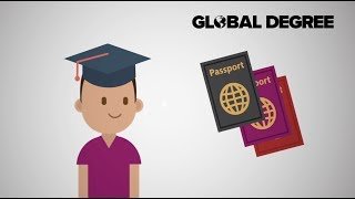 Global Degree Academy - Animation Video