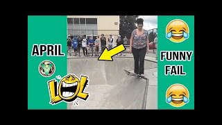Funny Sports Fails Compilation Of April #LOWIFUNNY