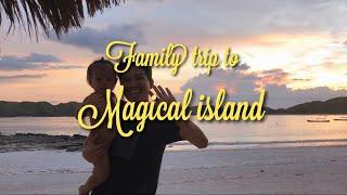 Magical islands, Lombok / 발리사는 특이한 가족 유튜버, 패밀리쿠 롬복에서의 하루 / ドリームアイランド ロンボク島🌞