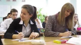 Олимпийская чемпионка и депутат Госдумы Светлана Журова побывала 1 марта в гимназии № 5