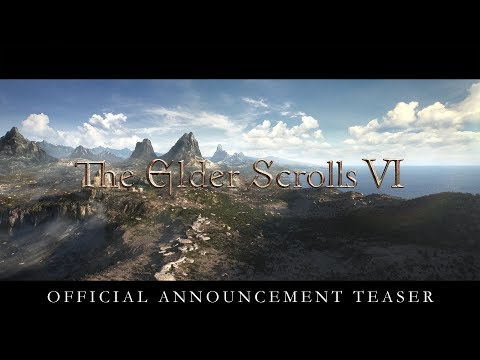 The Elder Scrolls VI – Official Announcement Teaser