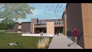 Winchester Public Schools - Emil & Grace Shihadeh Innovation Center