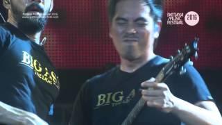 BIG ASS @ PATTAYA MUSIC FESTIVAL 2016