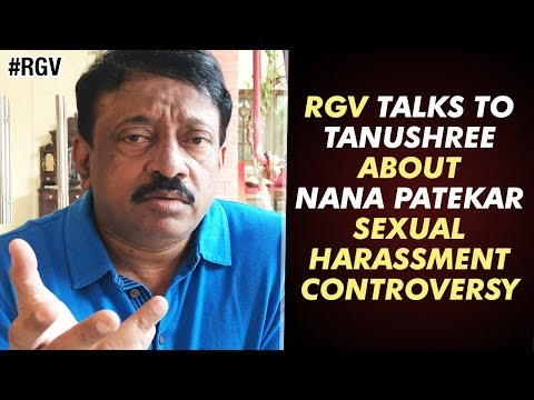 RGV Talks to Tanushree about Nana Patekar Sexual Harassment Controversy | Ram Gopal Varma Mp3