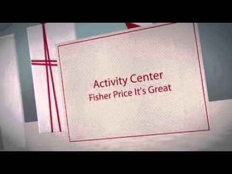 Fisher Price Activity Center