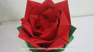 Origami Rose #2 - Introduction