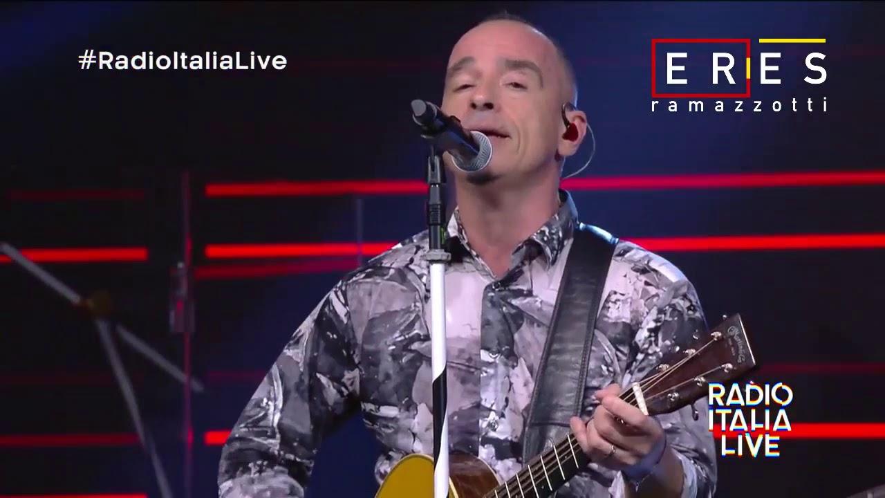 Un'altra te - Eros Ramazzotti (RadioItalia Live 2020) - YouTube