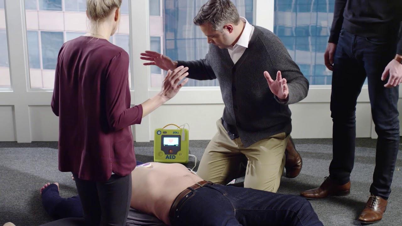 Leben retten mit dem ZOLL AED 3