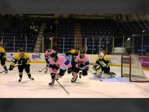 Pink at the Rink