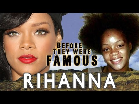 RIHANNA  Before They Were Famous