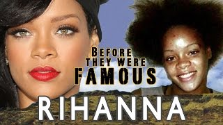 RIHANNA - Before They Were Famous