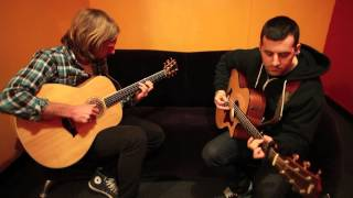 Jon Foreman of Switchfoot & Anthony Raneri of Bayside - Only Hope (Nervous Energies session)