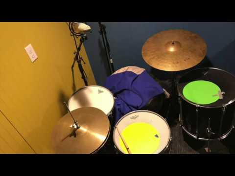 Tame Impala Drum Sound