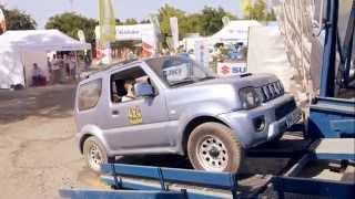Suzuki auf dem Hessentag in Bensheim