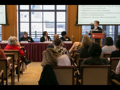 Panel Discussion: Disability as A legal Construct