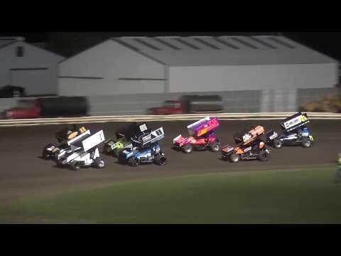 305 Sprint Heat 1 Pepsi Lee County Speedway 9/14/19