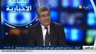لخماسي عثامنية.. عبد الحميد الإبراهيمي له الحق كمواطن الدخول إلى الجزائر و الخروج متى شاء