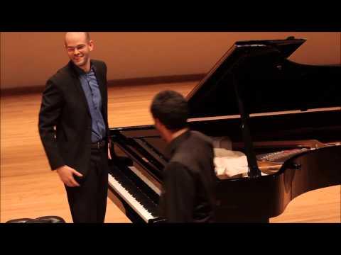 Koji Kondo - Overworld theme, on a prepared piano
