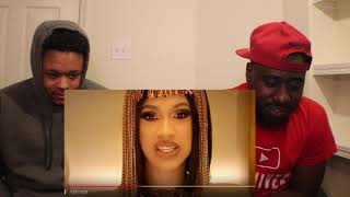 Cardi B -Money (Official Music Video) REACTION!!!!!!!!!!!