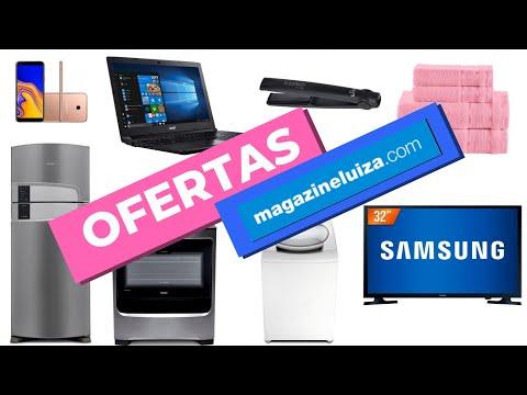 OFERTA do dia MAGAZINE LUIZA Promoção de hoje TV Celular Geladeira Fogão