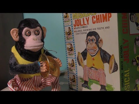 Oldie But Goodie Episode#4 Musical Jolly Chimp