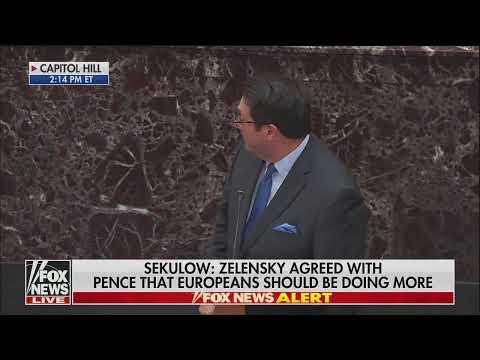Download Trump Impeachment Trial: Day 7 - 1/28/2020