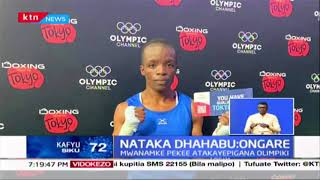 Bondia Christine Ongare kuwakilisha Kenya katika Olimpiki ya Tokyo Japan mwaka 2021