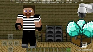 COMO FAZER UMA CAMERA DE SEGURANÇA(SEM MODS!!!) ! Tutoriais No Minecraft # 3