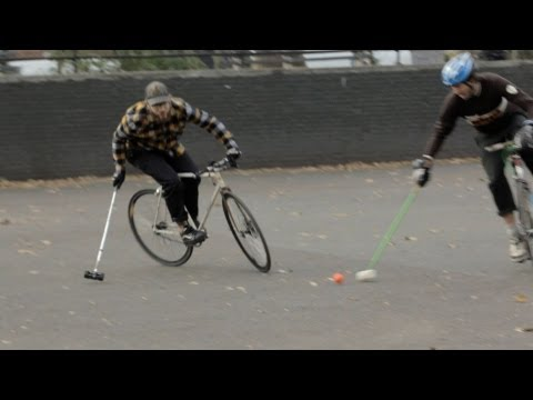 Bike polo, anyone?