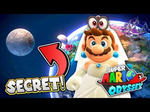 Unlocking the SECRET KINGDOM in Super Mario Odyysey!