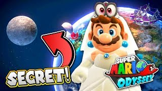 Unlocking the SECRET KINGDOM in Super Mario Odyssey!