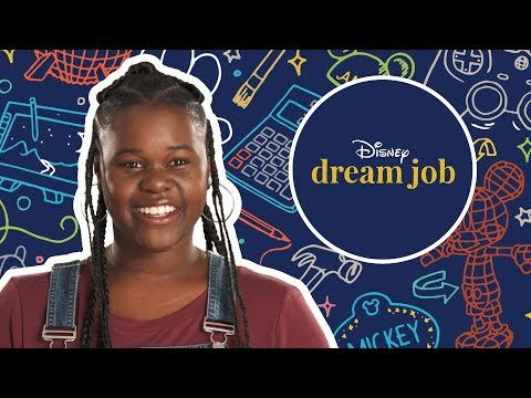 Disney Dream Job: Walt Disney Animation Studios Artist | Disney Family