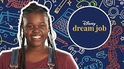 Disney Dream Job: Walt Disney Animation Studios Artist | Disney Family