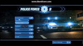طريقة تحميل لعبة police force 2