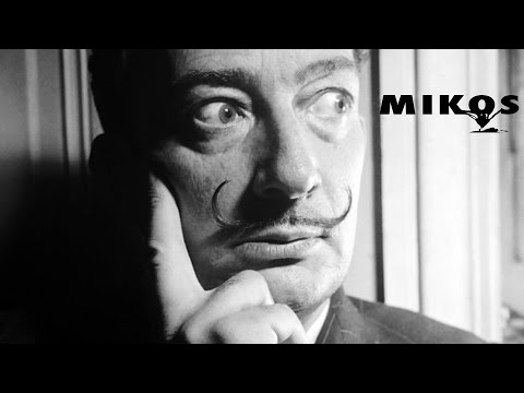 Salvador Dalí: A Master of the Modern Era. MIKOS ARTS - A Documentary for educational purposes only