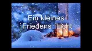 Ein kleines ` Friedens ´ Licht