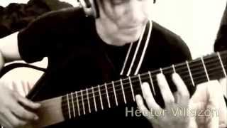 NOKIA ringtone - cover guitar - Hèctor Villazòn - silent guitar YAMAHA
