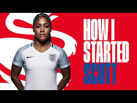Alex Scott's Football Story | How I started
