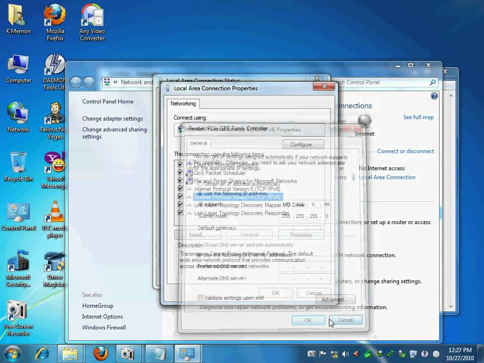 Windows Vista Unknown Network Local Only - Inicveconhard